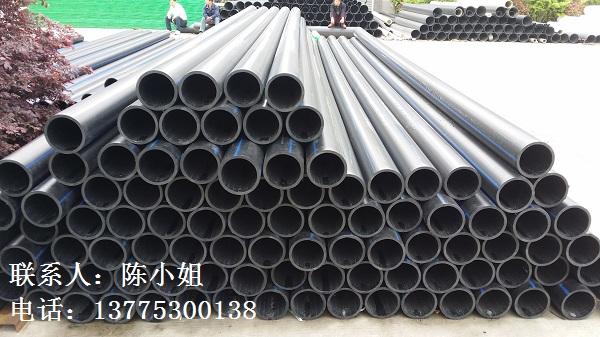 PE耐磨排污管