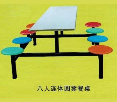 学校食堂餐桌