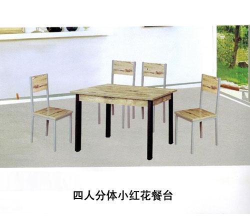 肯德基桌椅安装