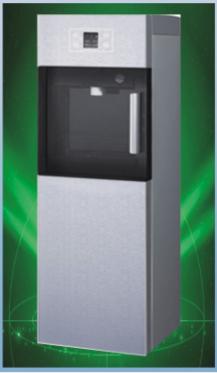 冷热柜式直饮机