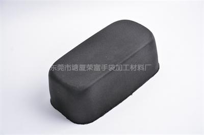 600D/PE板压模成型制品