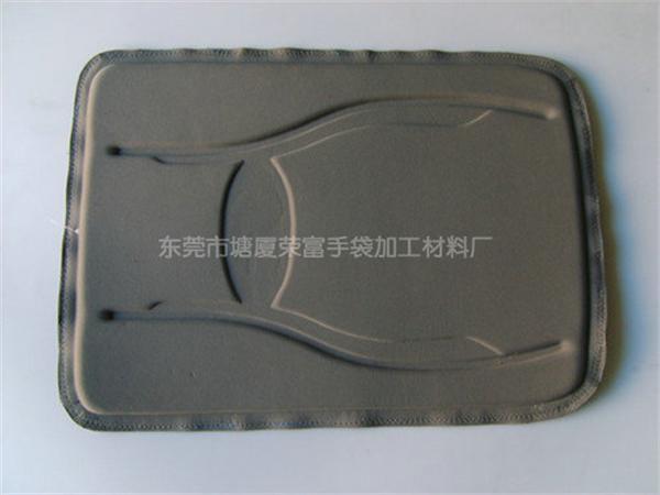 供应优质新款 EVA热压成型背垫