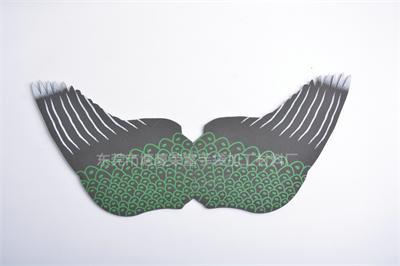 EVA园林鸽子冲型