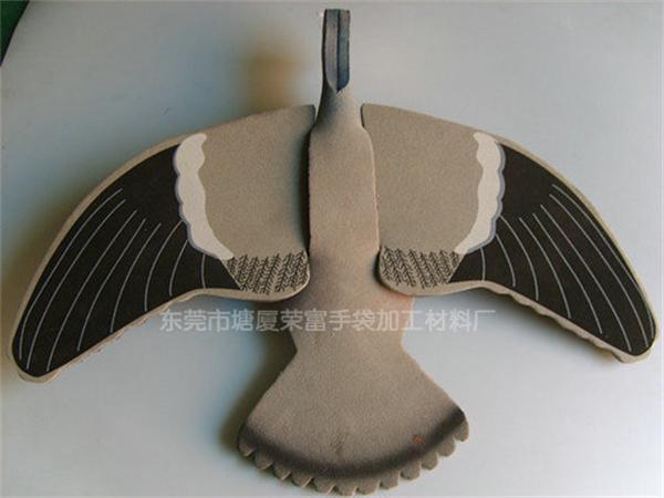高发泡EVA冲型飞鸽