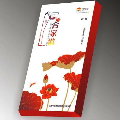 批量印刷精品盒