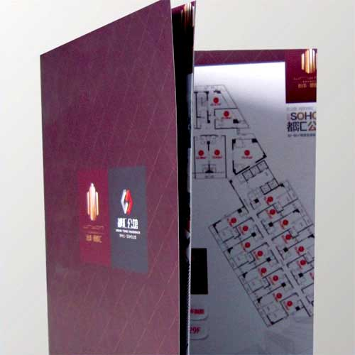 河南画册设计