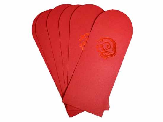 红包设计印刷