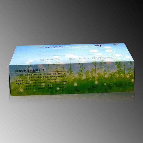 抽纸盒设计制作