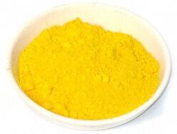 柠檬铬黄颜料