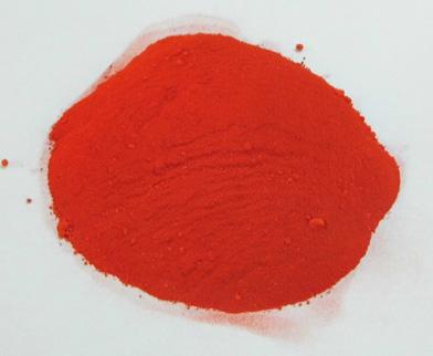 钼铬红颜料