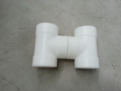 聚丙烯对焊三通