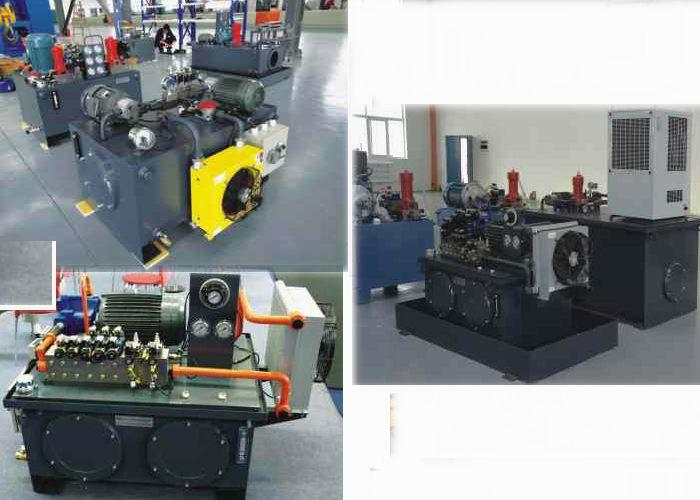 冶金行业棒材生产线液压系统