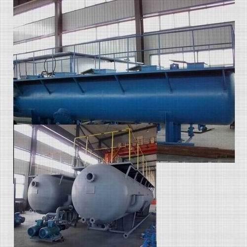 【资讯】射流溶气式气浮净化机的制作方法 射流气浮净化机工业设备采购