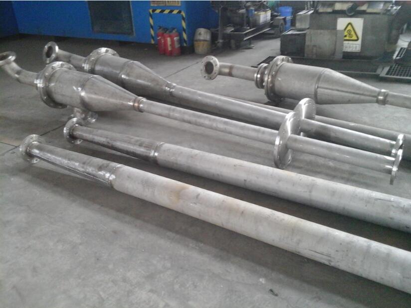 焦化一塔式脱硫喷射再生器