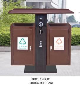 贵阳钢制环保垃圾桶