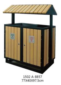 贵州钢木环保分类箱