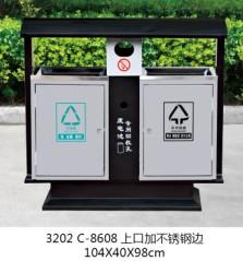 户外分类垃圾桶销售