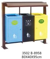 贵州钢制环卫垃圾桶