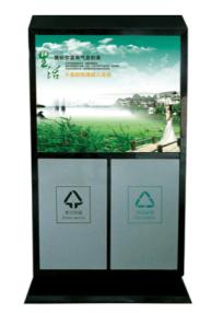 贵州广告垃圾桶