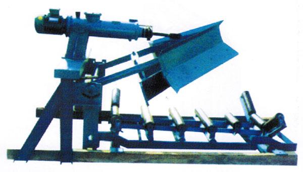 电动犁式卸料器