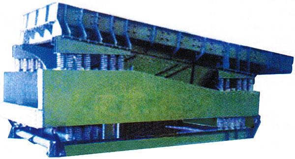 ZGK系列振动放矿机