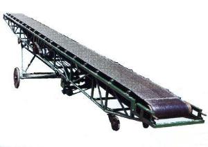 DY型移动式带式输送机