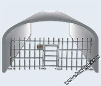 金沙城防火栅栏