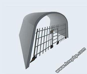 井下密闭栅栏