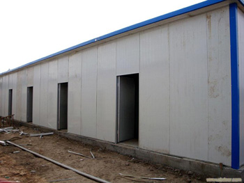 【图解】山东活动板房钢结构的施工 山东活动板房的保养方法
