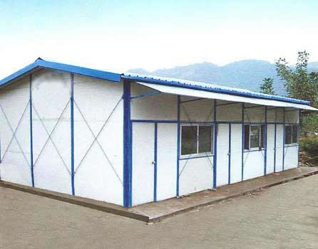 【知识】潍坊彩钢板房特点 潍坊彩钢板房的主要安装方式分析
