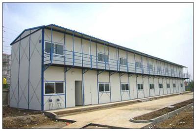 【分享】潍坊彩钢板房的分类概述 潍坊彩钢板建筑材料有什么要求