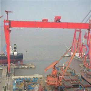 上海造船龙门起重机