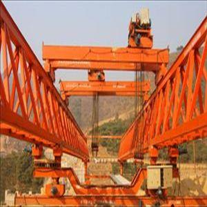 广州步履式双导梁架桥机
