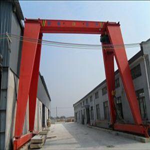 上海防爆电动单梁门式起重机