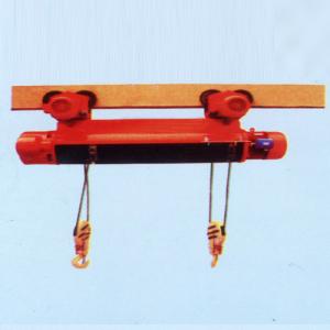 双钩电动葫芦
