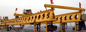 武汉步履式架桥机