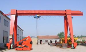 武汉冶金桥式起重机