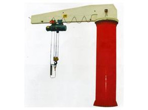 定柱式悬臂起重机