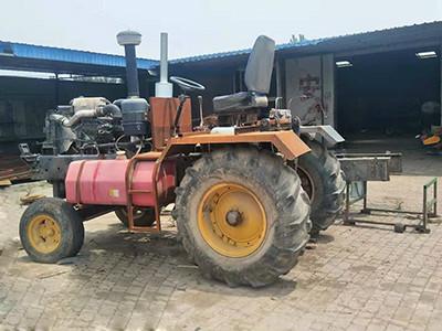 改装大马力拖拉机