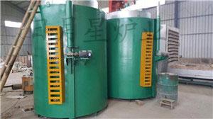 高温井式电阻炉