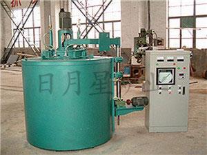 井式热处理炉