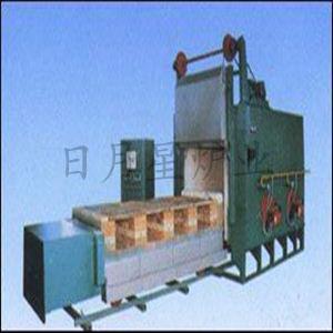 燃油台车炉