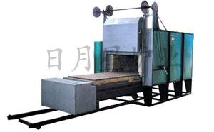 河南台车电阻炉