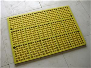 脱水聚氨酯筛板