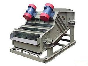 ZSG高效重型矿用振动筛