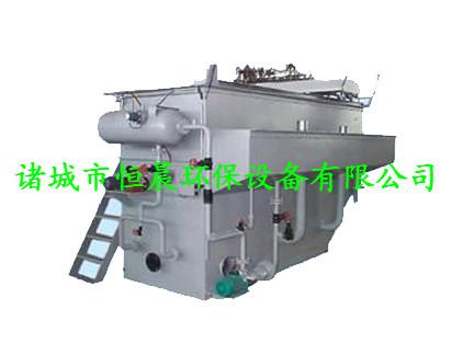 【组图】浅析气浮机产品特点 气浮机的运作方法