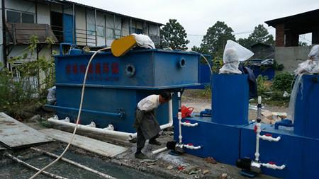 溶氣氣浮機工藝