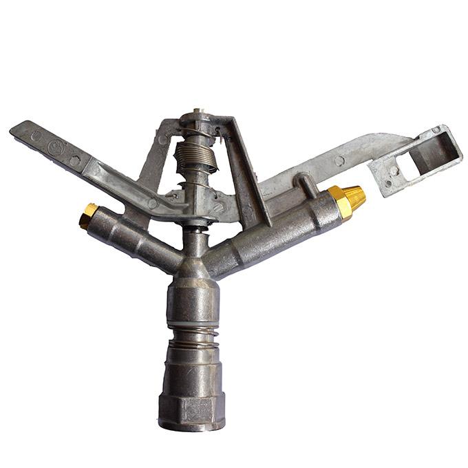 金属搖臂噴頭