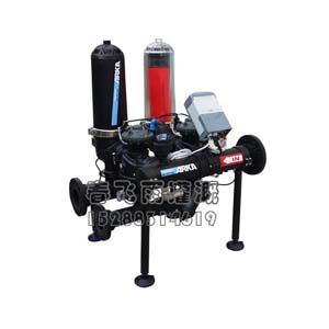 两组合全自動反沖洗過濾器