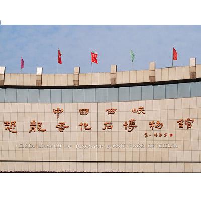 中国西峡恐龙博物馆